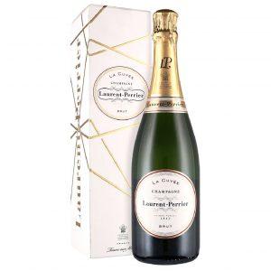 Champagne Brut La Cuvée AOC Brut Laurent Perrier 750ml (Astucciato)
