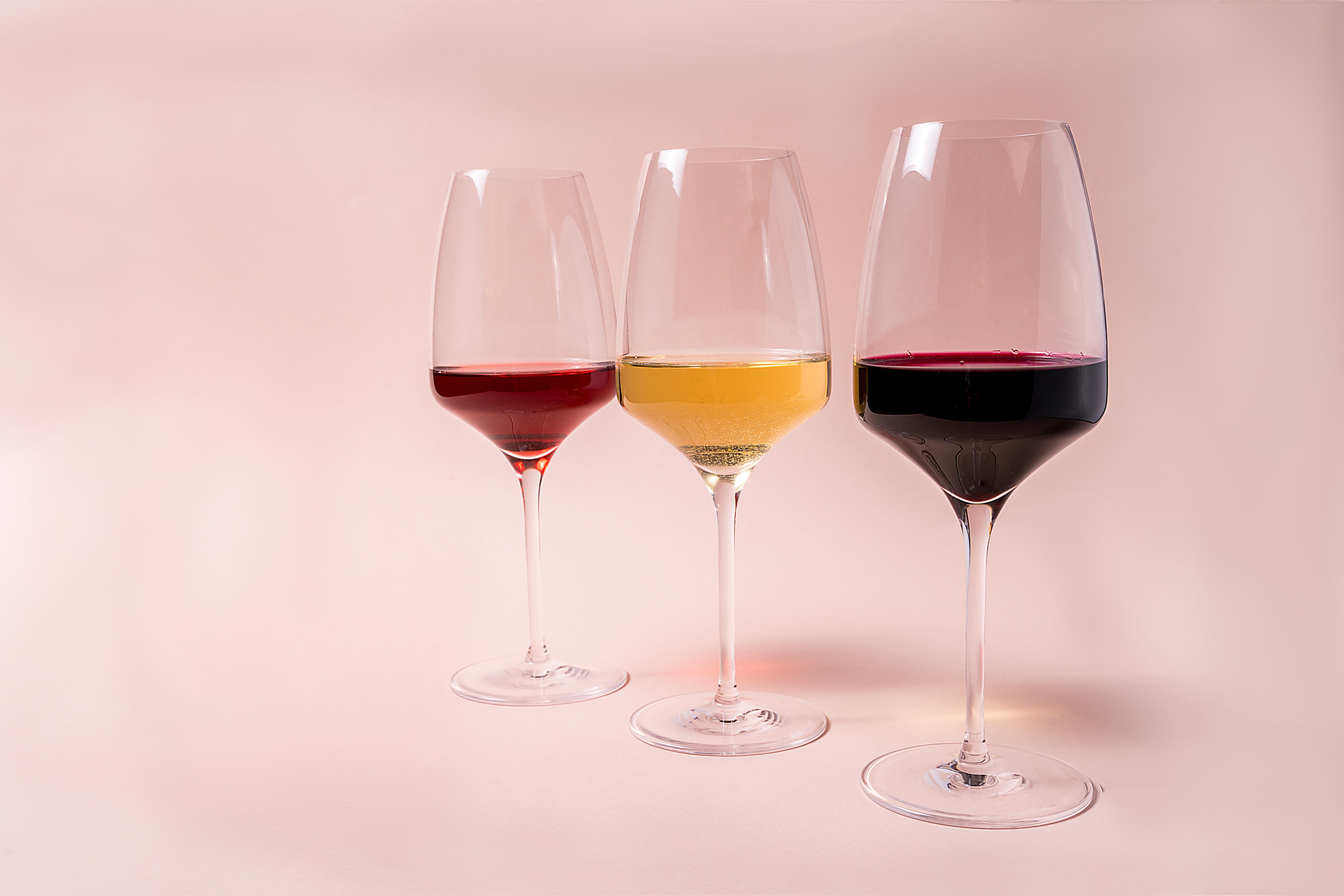 vino rosso bianco rosato