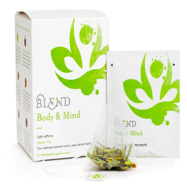 Blend the verde body and mind