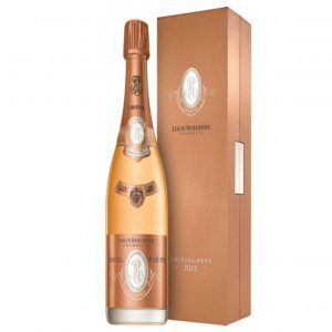 louis roedered cristal rose 2012