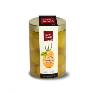 rarebontà pomodorino giallo al naturale 580