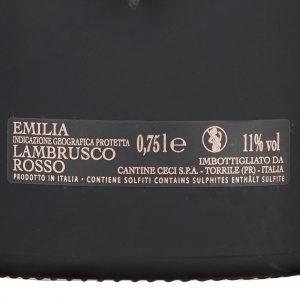 ceci to you lambrusco lavagna