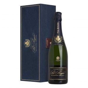 champagne pol roger sir winston churchill 2009