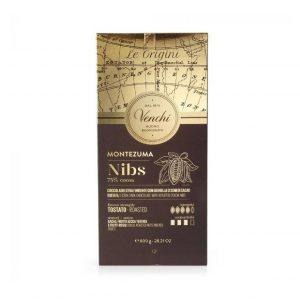 tavoletta di cioccolato montezuma nibs Venchi