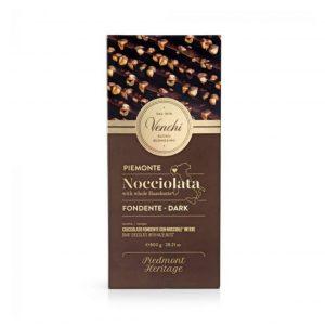 Tavoletta di cioccolato Venchi Nocciolata Fondente