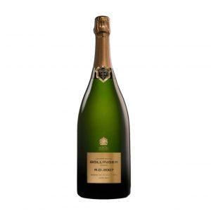 bollinger champange rd 2007