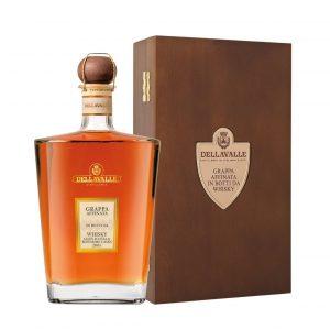 grappa whisky della valle